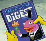 Fancy Living Digest
