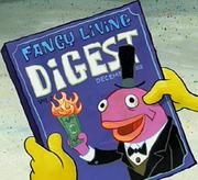 Fancy Living Digest