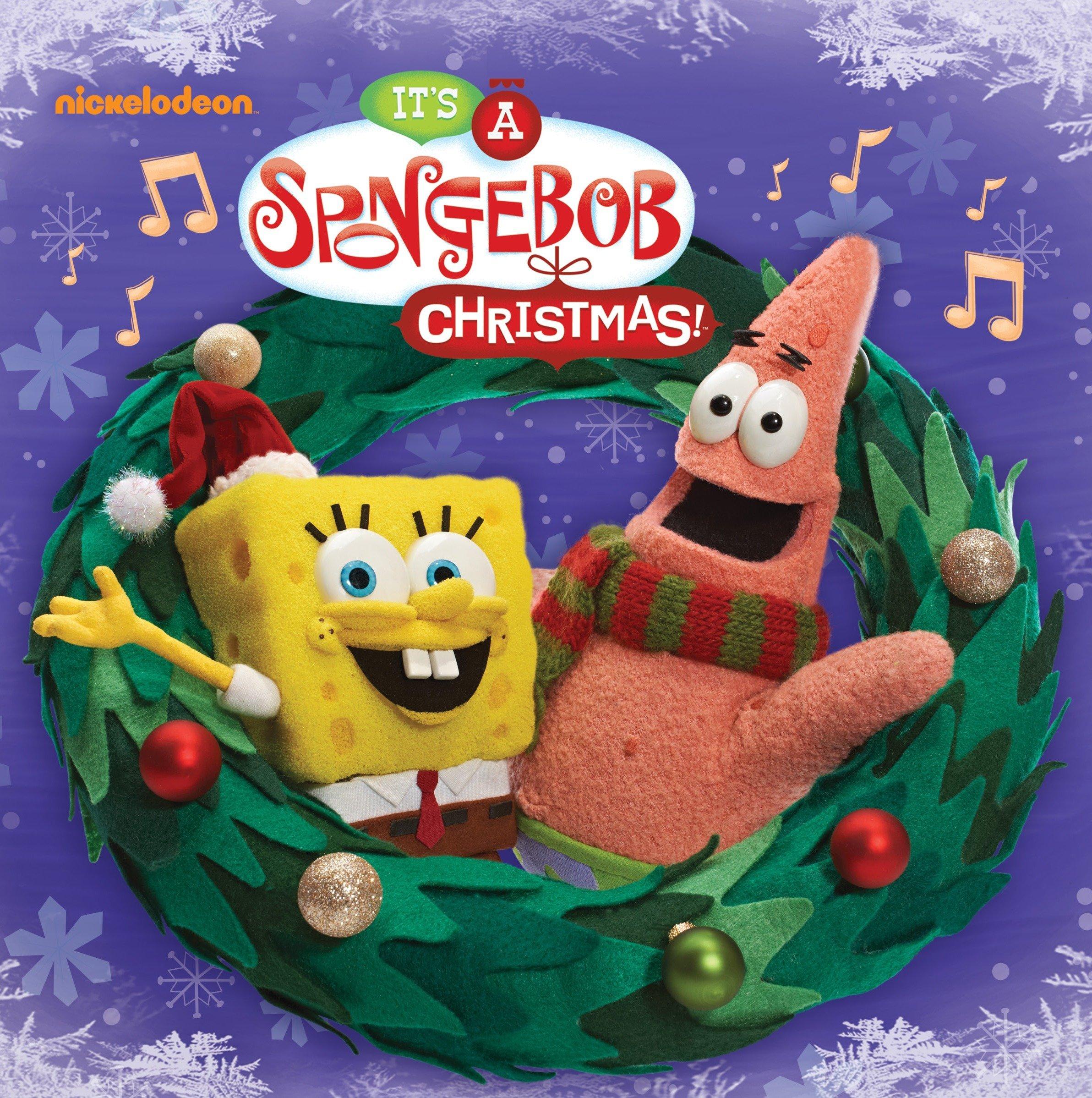 It's a SpongeBob Christmas! (book) | Encyclopedia SpongeBobia ...
