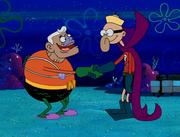 Mermaid Man and Barnacle Boy V 188