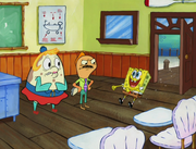Mrs. Puff, You're Fired 007