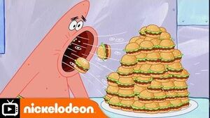 SpongeBob SquarePants Krabby Patty Contest Nickelodeon UK