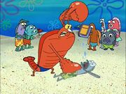 SpongeGuard on Duty 106