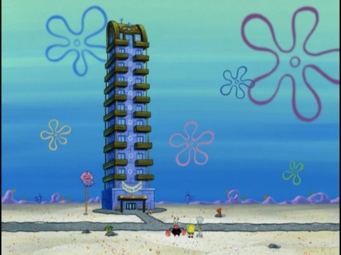 Spongebob wiki bikini realty