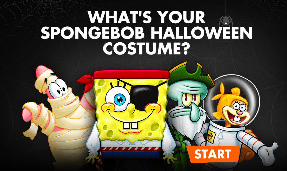 whats your spongebob halloween costume