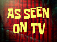 As Seen on TV title card
