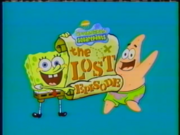 SpongeBob Lost Episode (Commercial Bumper)