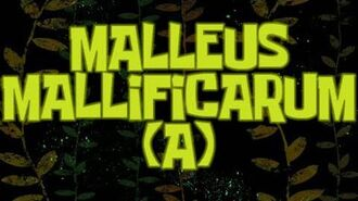 SpongeBob Music- Malleus Mallificarum (a)