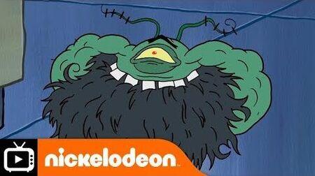 SpongeBob SquarePants - PlanKrab Nickelodeon