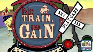 SpongeBob SquarePants No Train, No Gain