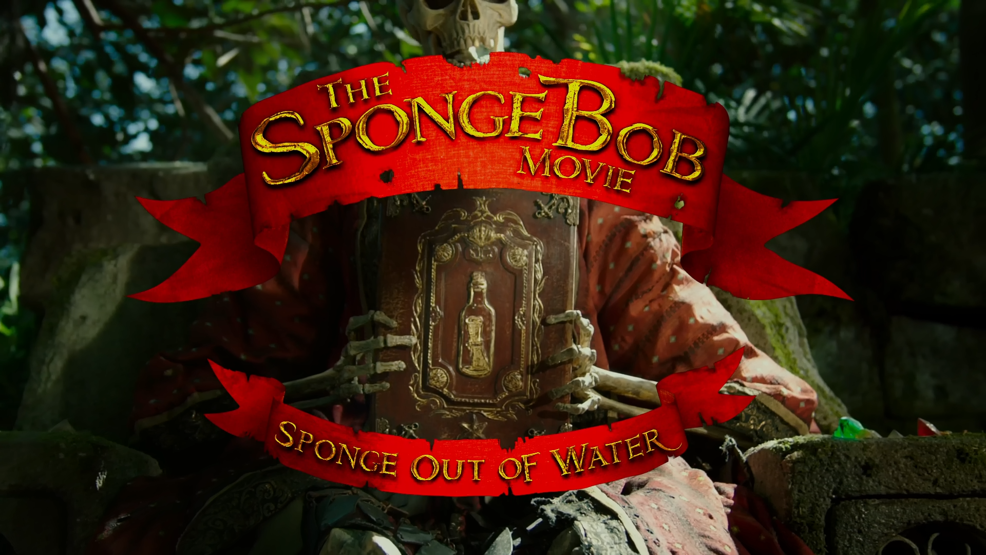 the spongebob movie sponge out of water encyclopedia