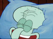 Squidward Gets The Worm 002