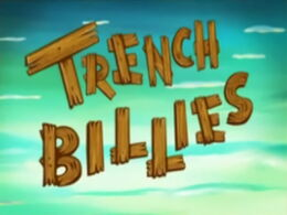 Trenchbillies title card
