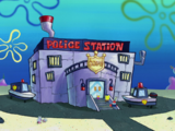 Bikini Bottom Police Department