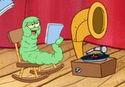 Earworm character