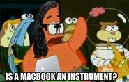Macinstrument