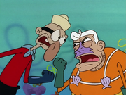 Mermaid Man and Barnacle Boy 129