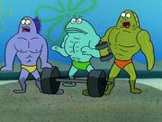 MuscleBob BuffPants 082