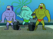 MuscleBob BuffPants 082
