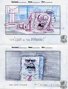 Bob esponja boceto