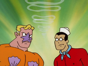 Mermaid Man and Barnacle Boy 005