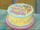Sorry about the Scabies cake