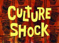 Culture Shock title card