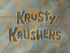 Krusty Krushers title card
