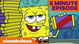 SpongeBob - Chocolate with Nuts in 5 Minutes
