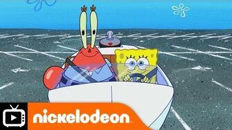 SpongeBob SquarePants Driving Lessons Nickelodeon