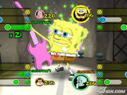 3D Spongebob & 1 Guitar (Lights, Camera, Pants)3