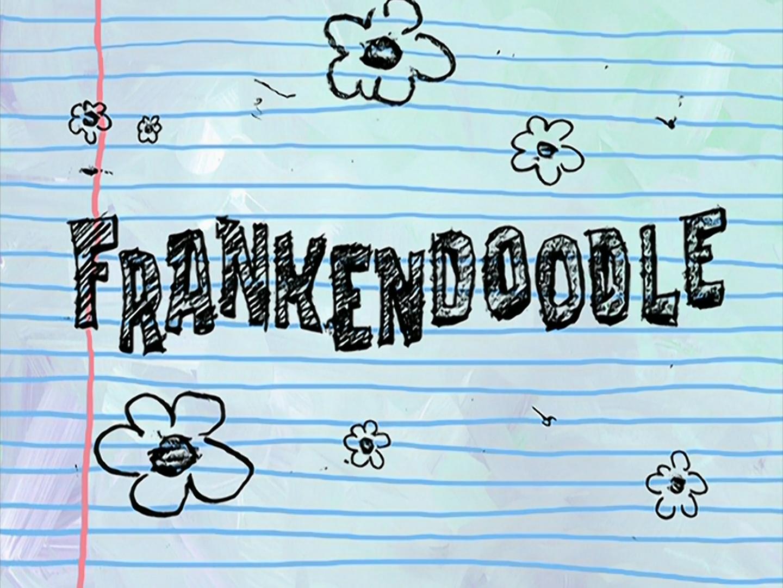Frankendoodle title card