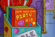 Plan Your Own Party Kit closeup
