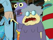 Sandy, SpongeBob, and the Worm 033