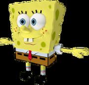 SpongeBob BFBB Model