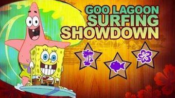 SpongeBob SquarePants - Goo Lagoon Surfing Showdown