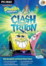 SpongeBob and the Clash of Triton (video game)