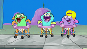 Moving Bubble Bass 119
