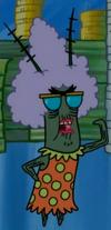 Plankton's Grandmother