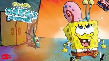 SpongeBob SquarePants - Gary Adventure