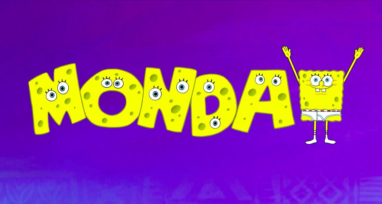 Thank gosh its monday encyclopedia spongebobia fandom powered thank gosh its monday altavistaventures Image collections