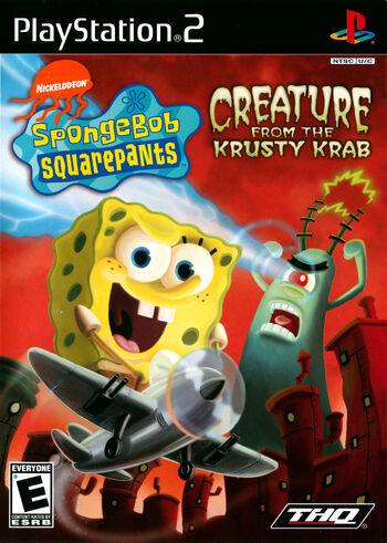 Creature from the Krusty Krab   Encyclopedia SpongeBobia