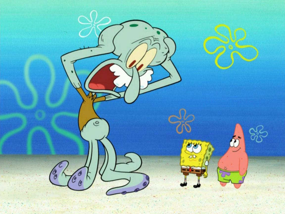 giant squidward character encyclopedia spongebobia