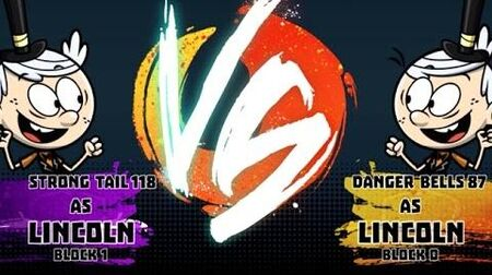 Nickelodeon - SUPER BRAWL WORLD (Lincoln)