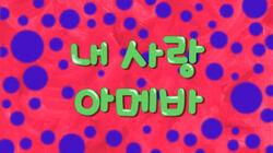 Spot Returns (Korean)
