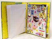SpongeBob-shiny-sticker-book