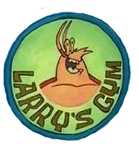 Larry's Gym logo