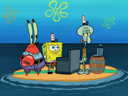 SpongeBob SquarePants vs. The Big One 046