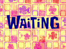 Waiting title card