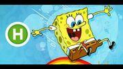 SpongeBob SquarePants Ukrainian Intros (Novy Channel, QTV) Боб Губко